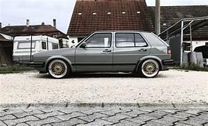 Golf 2 Bbs : vw golf 2 mk 2 volkswagen bbs gold retro oldschool classic ~ Jslefanu.com Haus und Dekorationen