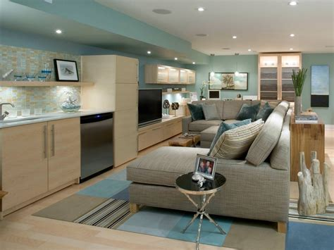 how to diy small finished basement ideas to make the