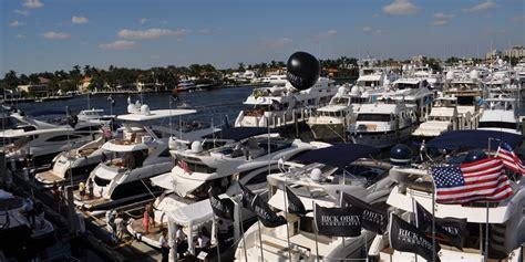 Fort Lauderdale Boat Show Schedule by Rickobeyandassociates Fort Lauderdale International