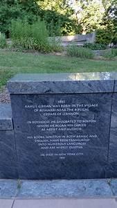 Kahlil Gibran – DC Memorialist