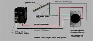 Wiring Diagram 30 Amp Generator Plug