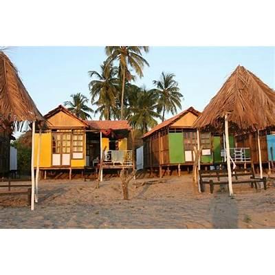 Romance Beach Huts (Agonda Goa) - Ranch Reviews Photos