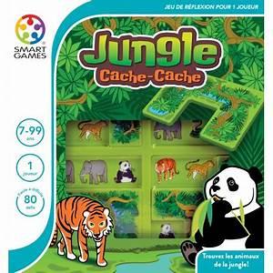 Jeux De Jungle : jungle cache cache smart games jeux en solo ~ Nature-et-papiers.com Idées de Décoration
