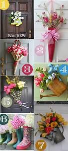 36, Creative, Front, Door, Decor, Ideas, Not, A, Wreath