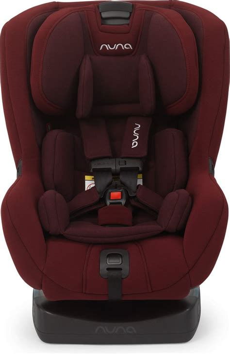 nuna rava convertible car seat berry