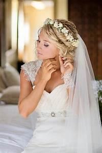 Couronne De Fleurs Cheveux Mariage : 80 id es pour le chignon mariage ~ Farleysfitness.com Idées de Décoration
