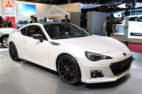subaru brz custom subaru brz xt line concept shows off custom look autoblog