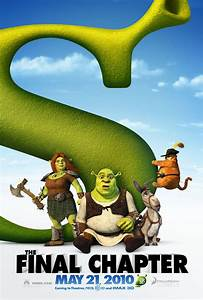 SHREK THE FINAL CHAPTER (Shrek Forever After) 4 Movie ...