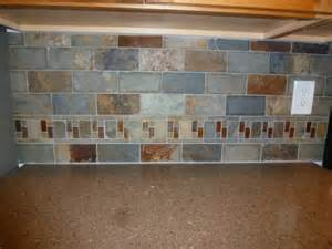 country kitchen remodel ideas kitchen remodel slate tile backsplash with accents www