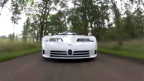 Unfortunately, it costs more than what many of us spend on. Bugatti EB110 SS Burnout - YouTube