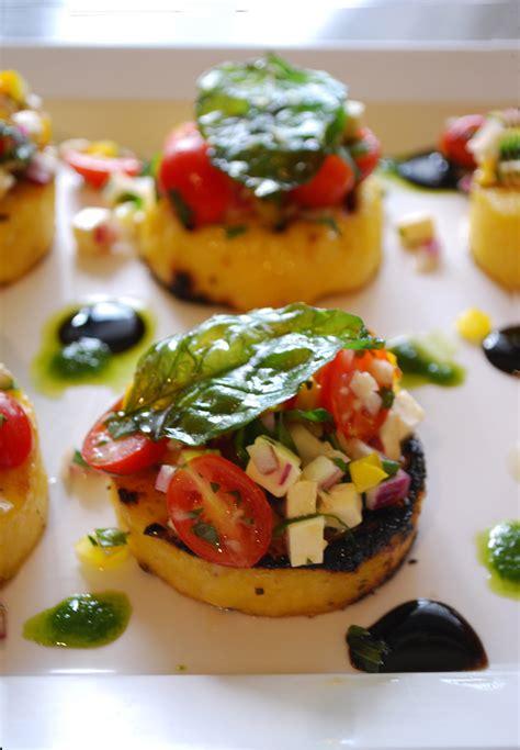 cuisine polenta course