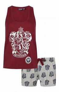 Vetement Harry Potter Femme : primark pyjama harry potter avec short i want to buy ~ Melissatoandfro.com Idées de Décoration