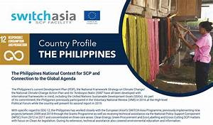 Philippines Country Profile  U203a Resource Library