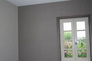 une chambre gris taupe et compagnie With chambre grise et taupe