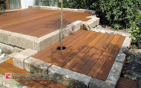 Gartengestaltung Mit Holzterrasse by Holzterrasse Haus U Garten Garten Garten