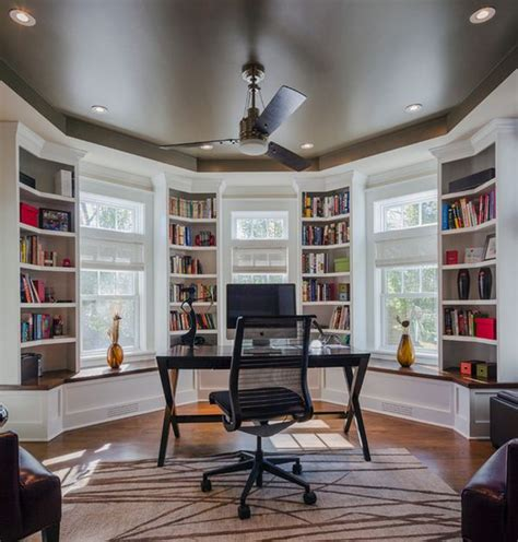 home study  beautiful bookcases decoist