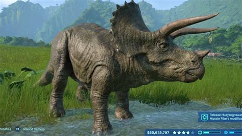 Triceratops Gameplay (ps4 Hd