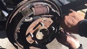 1989 Toyota Pickup Removing Rear Brakes
