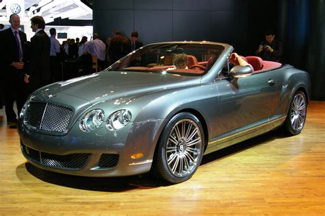 bentley continental 2010 2010 bentley continental gtc speed information and