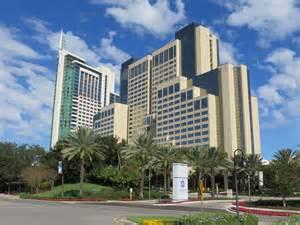 Hyatt Regency Hotel Orlando FL