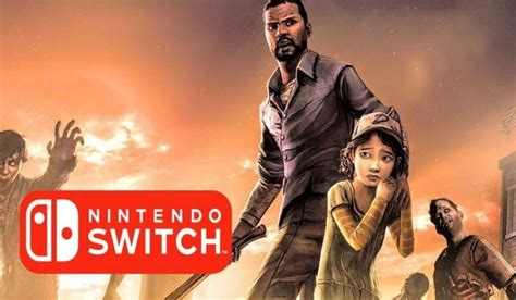 The Walking Dead The Complete First Season Switch