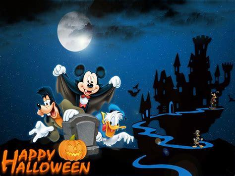 Disney Halloween Backgrounds  Wallpaper Cave