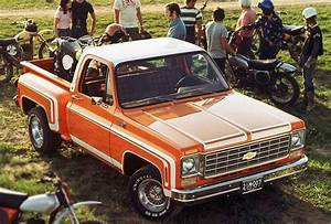 1974 Chevrolet Stepside Pickup Truck