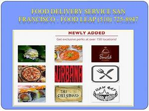 San francisco delivery service food Low carb foods list