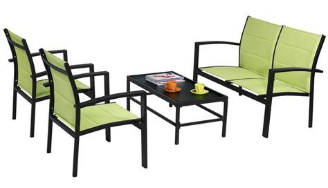 salon jardin metal table et fauteuil de jardin reference maison