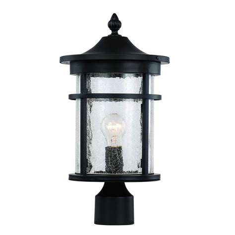 bel air lighting 1 light black outdoor crackled outdoor