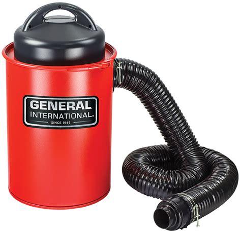General International 2in1 9a Portable 13 Gallon Dust
