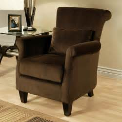 small livingroom chairs living room cozy brown armchair design with comfortable back rest and cushion also arms