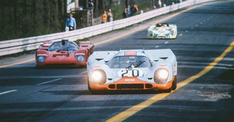 15 Things Most People Don't Know About The 24 Hours Of Le Mans