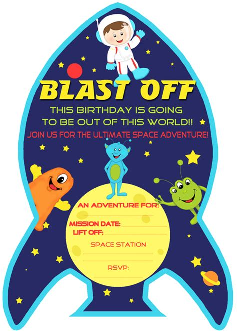 outer space party printables  lil monkeys