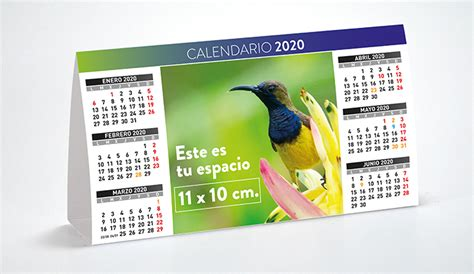 calendarios de sobremesa personalizados empresas