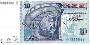change dinar tunisien contre euro