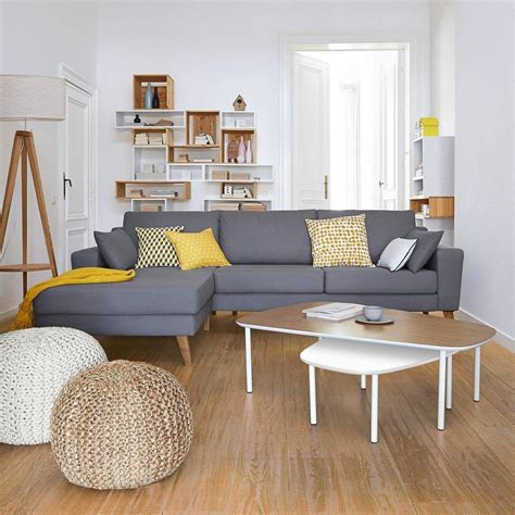 redoute canapé canapé d angle atlane la redoute interieurs la redoute