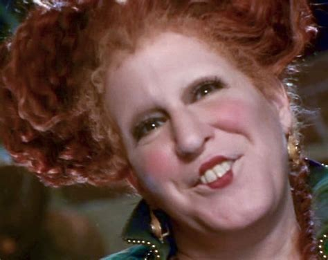 horror makeups witches evil stepmothers bette midler