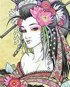 Geisha Art - Omygad!