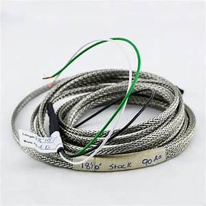 Door Heater Wire  U2013 Self Regulating  U2013 226 In