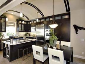 ideas for kitchen designs kitchen design ideas hgtv