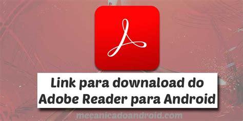 pdf reader software baixar para android 2.3.5
