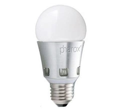 pharox 300 dimmable led bulb 6 watt incandescent