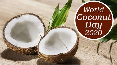 world coconut day  date  theme