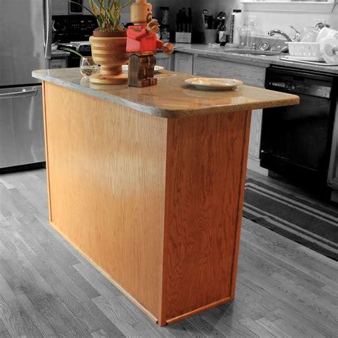 easy kitchen island simple kitchen island build jackman works 3505