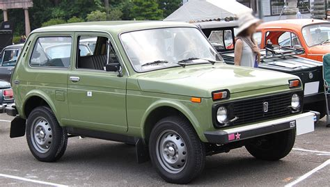 lada niva 1987 lada niva photos informations articles bestcarmag