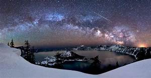 Crater Lake Night Sky Photography Workshop | Goldpaint ...