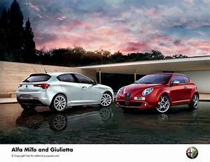 Fiat Giulietta : alfa romeo extends warranty to five years on mito and giulietta press fiat group automobiles ~ Gottalentnigeria.com Avis de Voitures