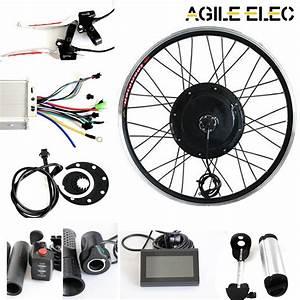 China, Agile, High, Power, 48v, 1000w, Electric, Bike, Conversion
