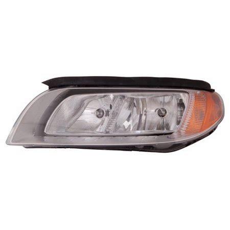 parts   volvo xc front headlight headlamp